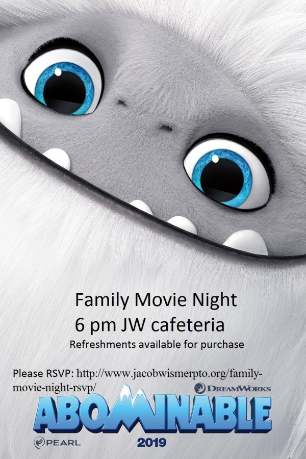 abominable_movie flyer